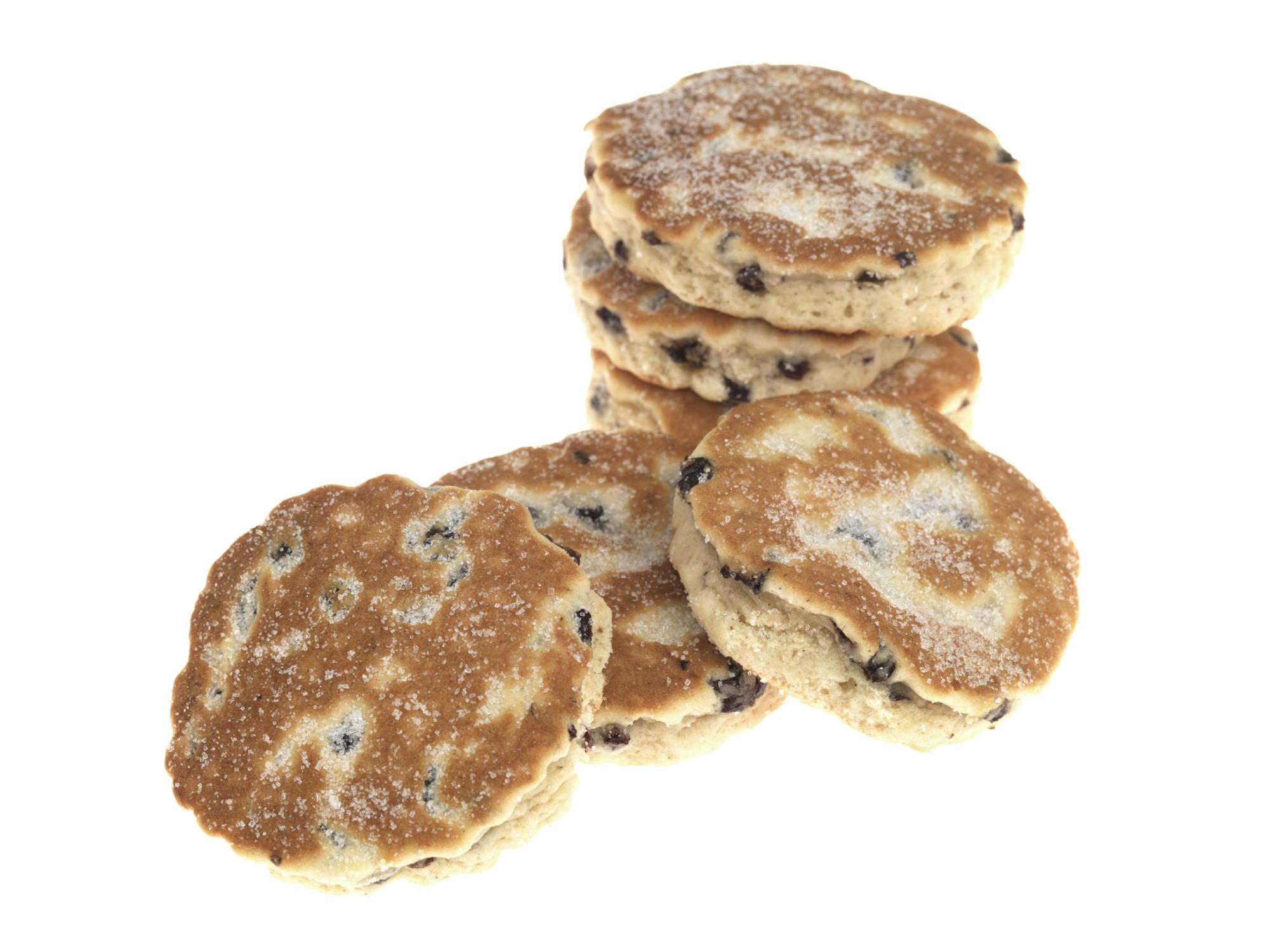 Gluten Free Welsh Cakes