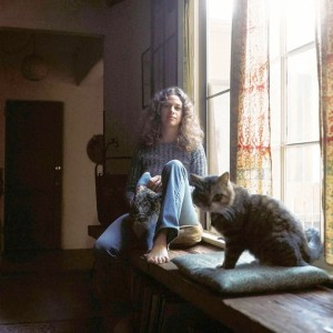"Carole King's ""Tapestry"" album, photographed by Jim McCrary"